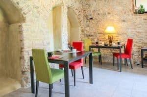 petit déjeuner des chambres d'hôtes Altamica