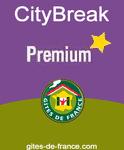 la Maison d'hôtes Altamica est labellisée city break premium