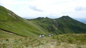 altamica maison d'hôtes gîtes de France à Cournon d'Auvergne et le massif du Sancy
