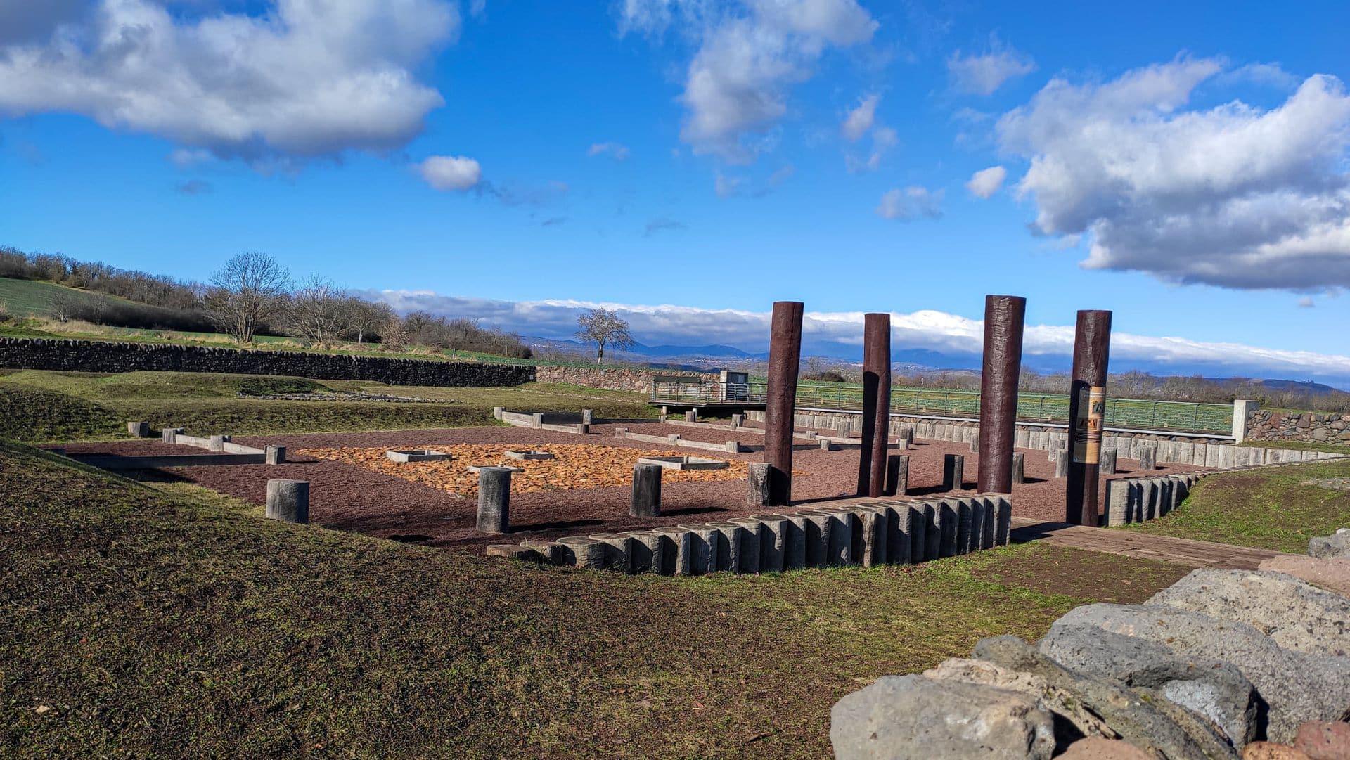 Sur les traces des Gaulois : le Plateau de Corent, un site archéologique exceptionnel en Auvergne